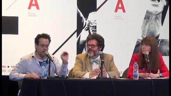 Vidéo Rencontre Nouveau Théâtre Expérimental au FTA
