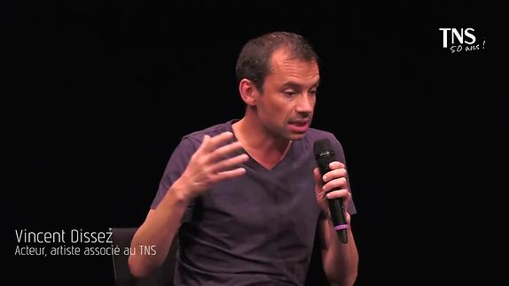 """Vidéo """"Réparer les vivants"""" M. Kerangal, S. Maurice  par Vincent Dissez"""
