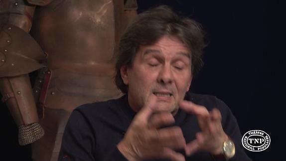 """Vidéo """"L'Echange"""" de Paul Claudel - Interview de Christian Schiaretti"""
