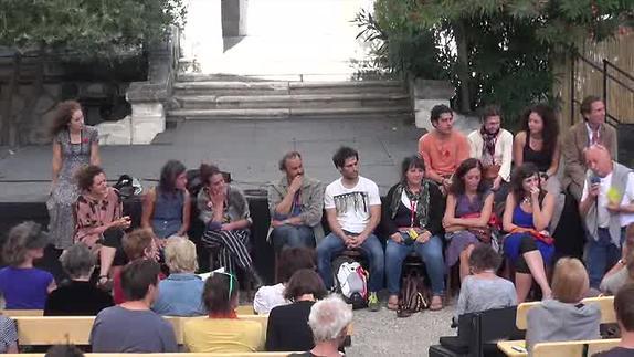 """Vidéo """"Dialogues artistes-spectateurs"""" autour de """"Le Sorelle Macaluso"""""""