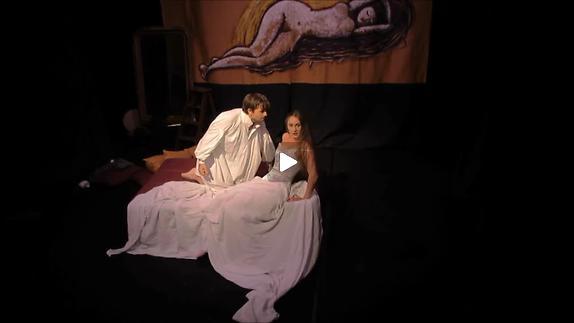 """Vidéo """"Il faut qu'une porte soit ouverte ou fermée..."""", m.e.s. A. Lombardo - Extraits"""