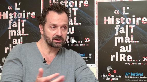 """Vidéo Entretien avec Frédéric Fisbach pour """"Pulvérisés"""""""