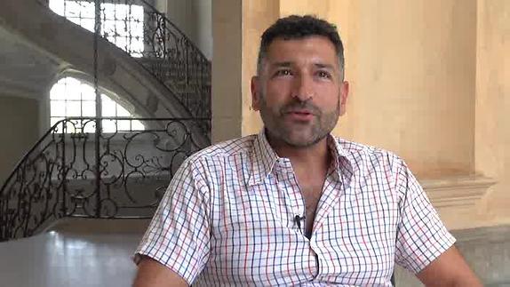 """Vidéo Pedro Kadivar, """"Le contexte menant à l'écriture"""""""