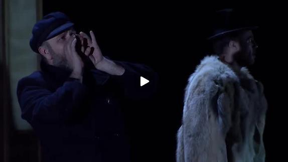 "Vidéo ""Moby dick"" de Fabrice Melquiot, m.e.s. Matthieu Cruciani - Teaser"