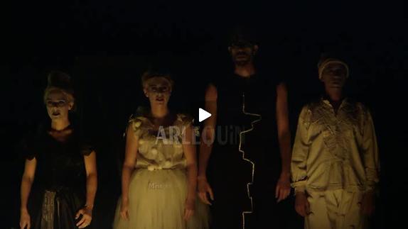 """Vidéo """"Arlequin Poli par l'amour"""", m.e.s. Charly Blanche - Cie Nansouk - Teaser"""