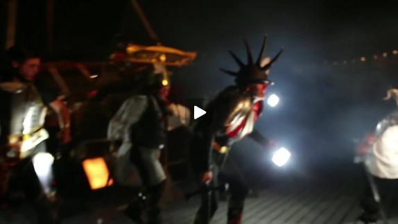 """Vidéo """"Tempête"""" - Compagnie Dérézo - Teaser"""
