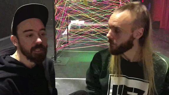 Image du spectacle Résidence «Fléau» de Dave St-Pierre et Alex Huot - Présentation à Gaspé