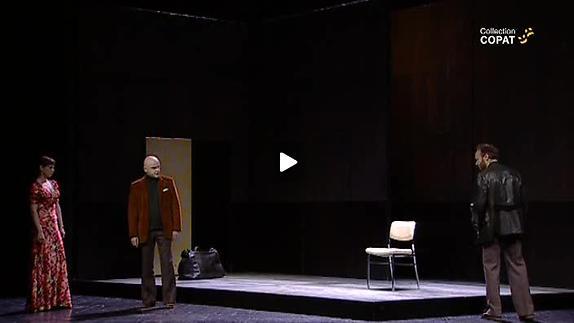 """Vidéo """"Les Justes"""", m.e.s. Guy-Pierre Couleau - Bande-annonce"""