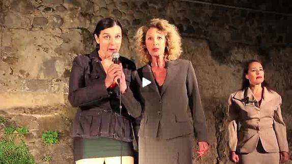 """Vidéo """"M.A.M.A.E"""" Meutre Artistique Munitions Action Explosion de Nadège Prugnard"""
