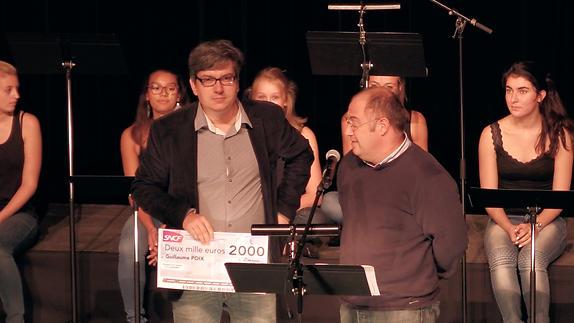 Vidéo Prix Sony Labou Tansi des Lycéens aux 33e Francophonies en Limousin