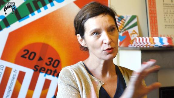 """Vidéo Entretien avec Julie Kretzschmar pour """"Tram 83"""""""