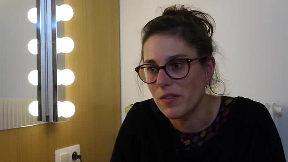 "Vidéo Magali Mougel, ""Anticorps"", genèse"
