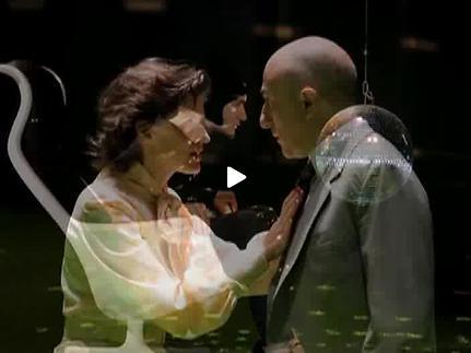 """Vidéo """"Affabulazione"""" - m.e.s. Gilles Pastor / reprise 2016"""