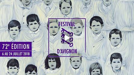 Conférence de presse du 72e Festival d'Avignon, présentation par Olivier Py