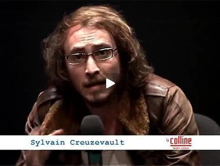 Vidéo Sylvain Creuzevault présente Le Père Tralalère et Notre Terreur