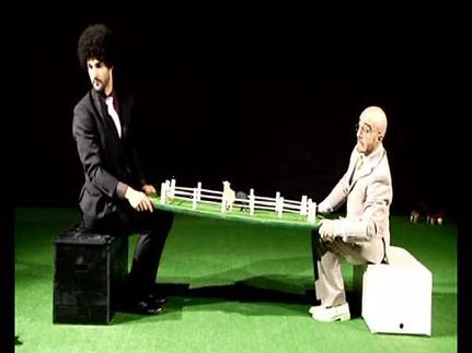"""Vidéo """"Le Mouton noir"""", extraits"""