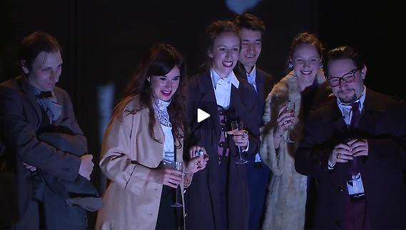 """Vidéo Maëlle Poésy - """"Ceux qui errent ne se trompent pas"""" - Extrait"""