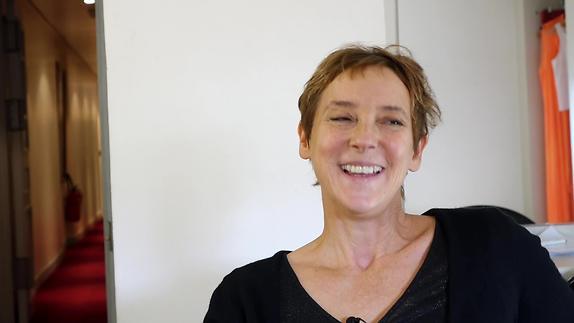"""Vidéo Catherine Baugué, """"Ma rencontre avec D._G. Gabily"""""""