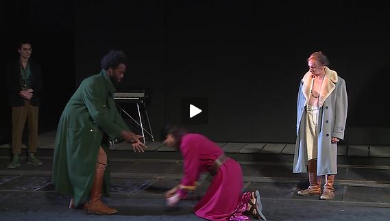 "Vidéo Jean Bellorini - ""Karamazov"" - Extrait"