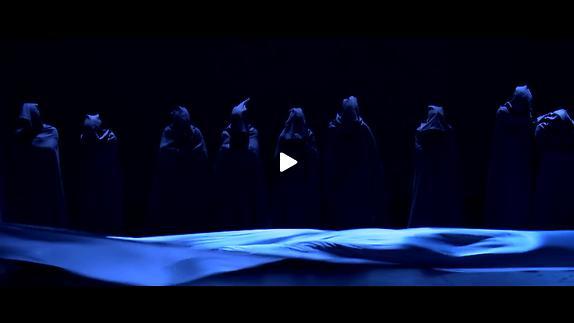 "Vidéo ""Lorenzaccio"", adaptation et m.e.s. Gérald Garutti - Teaser"