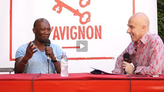 """Vidéo Serge Aimé Coulibaly pour """"Kalakuta republik"""""""