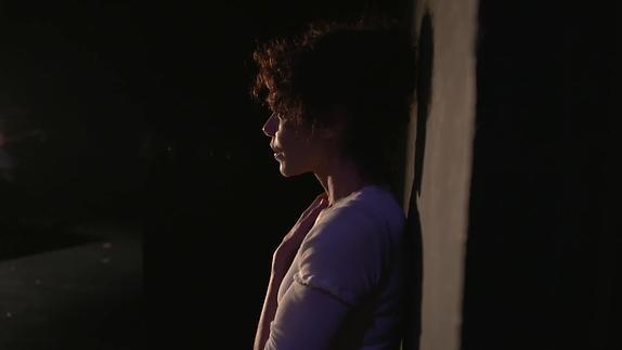 """Image du spectacle """"Le Dernier Jour où j'étais petite"""", Jean-Yves Ruf et Mounia Raoui, teaser"""