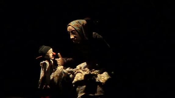 """Vidéo """"La Foule, elle rit"""" de J.-P. Cannet, m.e.s. Alain Batis, extrait"""