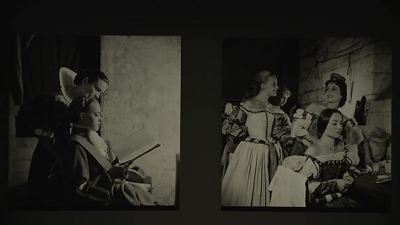 Image du spectacle Exposition - Je suis vous tous qui m'écoutez. Jeanne Moreau, une vie de théâtre