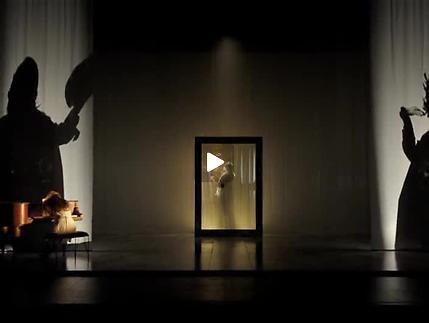 """Vidéo """"Une Belle, une bête"""", adaptation et m.e.s. Florence Lavaud, bande-annonce"""