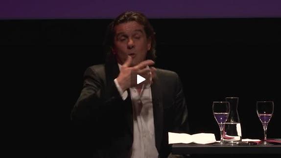 """Vidéo """"Mai, juin, juillet"""" de D. Guénoun, présentation par C. Schiaretti"""