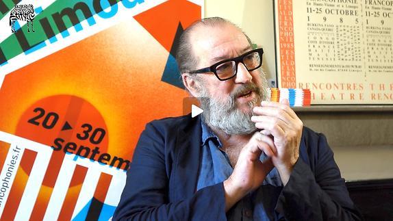 """Vidéo Entretien avec Josse de Pauw pour """"L'Humanité"""""""