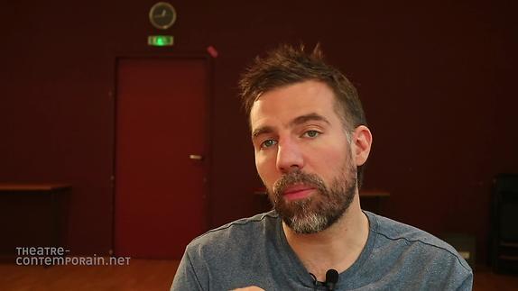 """Vidéo David Paquet, """"Les chemins de l'écriture"""""""