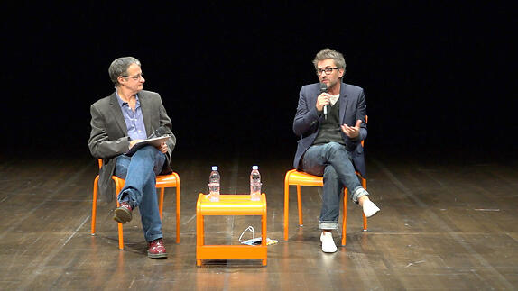 """Vidéo Rencontre avec Pascal Rambert pour """"Architecture"""""""