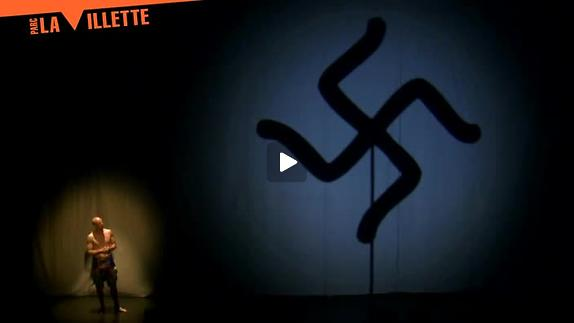 "Vidéo ""Ganesh vs the Third Reich"", Back to Back Theatre, extraits (2/2)"