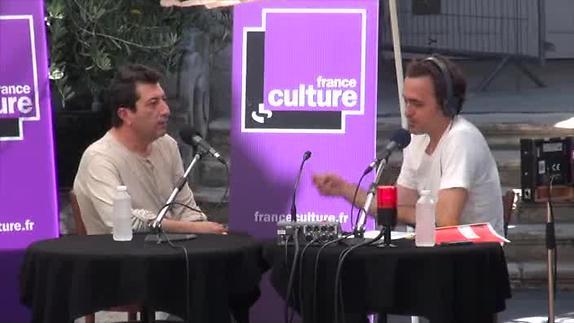 """Vidéo """"Des idées sous les platanes"""" avec Fawaz Baker"""