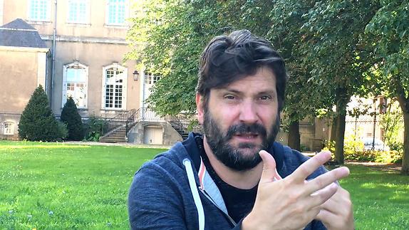 """Vidéo Frédéric Vossier, """"Saint Laurent"""", les inspirations"""