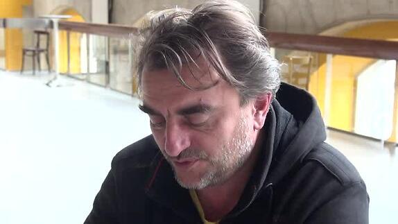 """Vidéo Gilles Granouillet, """"Hermann"""", présentation"""
