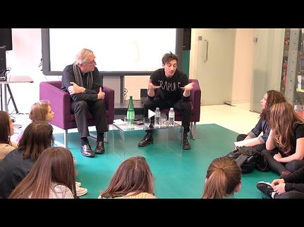 Vidéo Rencontre Thomas Jolly / Richard III, 1ère partie