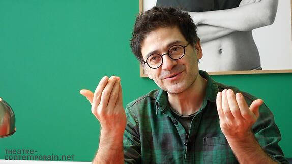 Vidéo Wajdi Mouawad, la découverte du théâtre