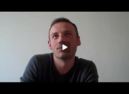 Vidéo Entretien avec François Bégaudeau - 1/2