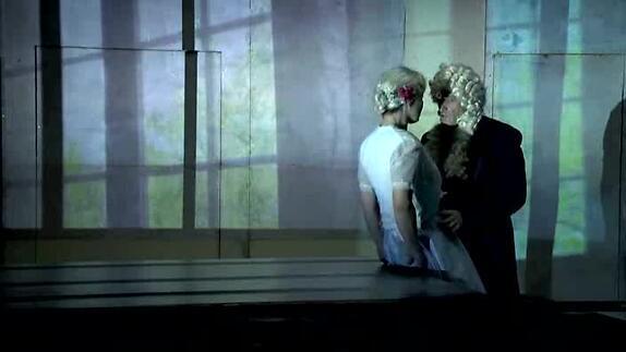 """Image du spectacle """"Passim"""", m.e.s. François Tanguy, extraits"""