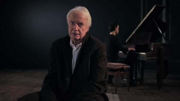 """Vidéo """"Novecento"""", présentation par André Dussollier"""