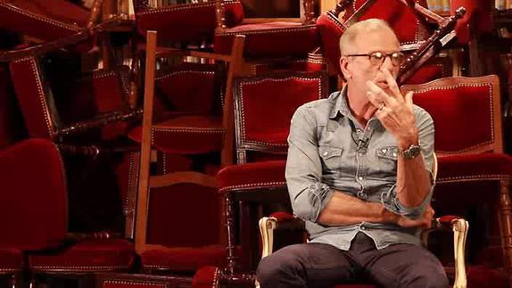 Image du spectacle Entretien avec Pascal Greggory à propos de Patrice Chéreau