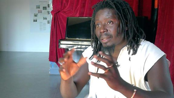 """Vidéo Entretien avec Aristide Tarnagda pour """"Façons d'aimer"""""""