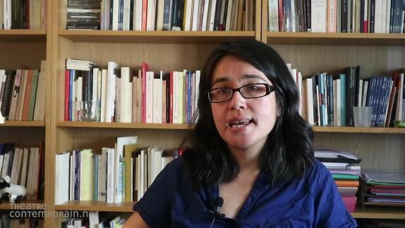 """Vidéo """"Le Fils"""", présentation par Marine Bachelot Nguyen"""
