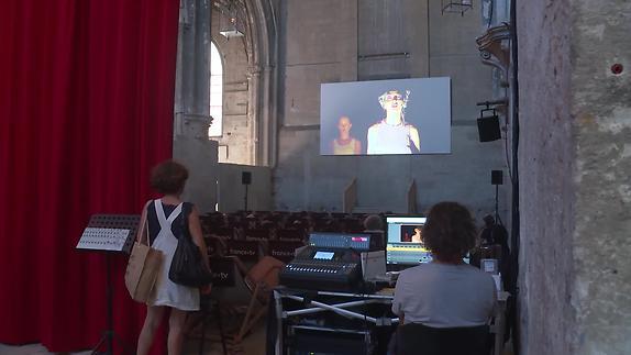 Image du spectacle La Nef des images - Extraits
