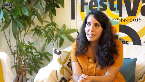 """Vidéo Entretien avec Lisa Toromanian pour """"Numéro 7, Romain Rolland Street"""""""