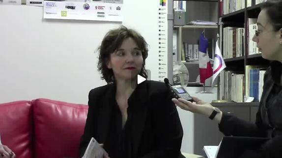 Image du spectacle Entretien avec Elizabeth Mazev à Varna
