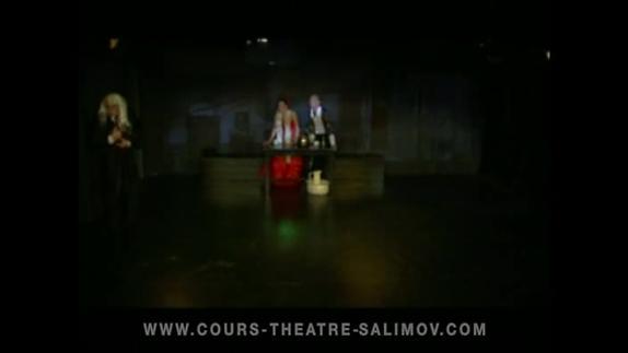"""Image du spectacle """"La Chauve-souris"""" (extr 11), opérette de Johann Strauss fils, Emile Salimov"""