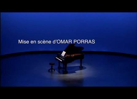 """Vidéo """"La Dame de la Mer"""", m.e.s. Omar Porras - Extraits"""